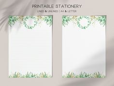 Money Chart, Letter Writing, Stationery, Printables, Lettering, Paper Mill, Stationery Set, Print Templates, Drawing Letters