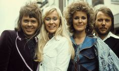 Abba star Björn Ulvaeus has disappointed fans hoping for a reunion by saying he and his former bandmates will never join forces once again. Louis Armstrong, John Travolta, Sylvester Stallone, Spice Girls, Banda Abba, Abba Concert, Best Of Abba, Cinema Tv, Pop Rock