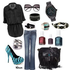 Untitled #10, created by wawamcclary on Polyvore
