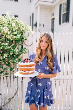 Gal Meets Glam Contributor Series: Three Desserts for the Fourth of July