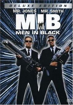 MIB Men in Black 1997 VHS Video Tape