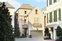This beautiful French inspired town home was completed in 2011 and is a short walk to Uptown Park.