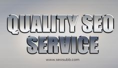 Affordable SEO Service prices are not usually set in stone. While there are companies charging a great deal, when you see a company representative about handling SEO needs for your business website, you should know that each business has different SEO needs, so the pricing has to be different, as well. Do not be afraid to negotiate a little, until you and the other party reach an agreement.