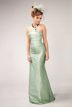 Anne-Sophie SMARTSHOPPING One Shoulder, Formal Dresses, Nice, Collection, Color, Fashion, Dresses For Formal, Moda, Formal Gowns
