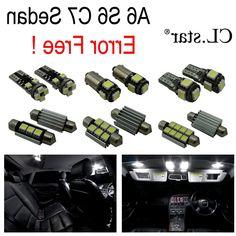 28.99$  Watch now - https://alitems.com/g/1e8d114494b01f4c715516525dc3e8/?i=5&ulp=https%3A%2F%2Fwww.aliexpress.com%2Fitem%2F11pc-X-canbus-Error-Free-for-Audi-A6-S6-C6-LED-Interior-Light-Kit-Package-2012%2F1842720410.html - 16pc X canbus Error Free LED Bulb Interior dome Light Kit Package for Audi A6 S6 RS6 C7 Quattro Sedan (2012+) 28.99$