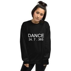 Im le BOSS Girl Power Femme Slogan Pull Sweater Sweat-shirt unisexe