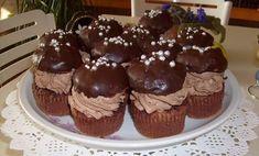 Képviselő muffin a legújabb őrület! Íme a recept! Sweets Recipes, Muffin Recipes, Cookie Recipes, Hungarian Cake, Hungarian Recipes, Healthy Freezer Meals, Torte Cake, Cake Cookies, Cupcakes