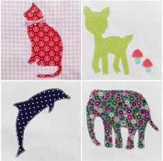 Sew Can She | Free Daily Sewing Tutorials PERFECT APPLIQUE
