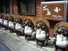 Learn about the mysterious and lucky Japanese Shigaraki tanuki! | tsunagu Japan