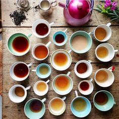 A tea ☕️ for every occasion!