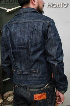 Edwin Jeans, Zoolander, Work Jackets, Jeans Style, Men's Fashion, Menswear, Denim, Boots, Classic