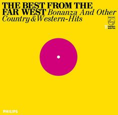 The Best From The Far West - Bonanza And Other Country & Western-Hits Anonym 11/1968  Aus dem Buch/From the book: A5/02: Philips-Twen