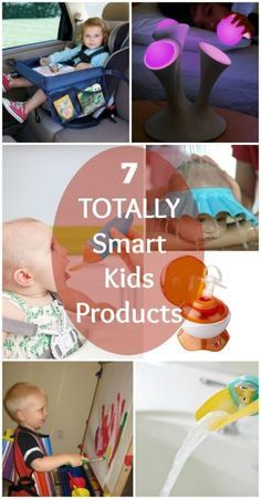 Totally smart kids products