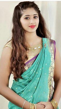 Beauty Full Girl, Cute Beauty, Beauty Women, Beautiful Girl Indian, Most Beautiful Indian Actress, Beautiful Models, Beautiful Celebrities, Cute Girl Face, Indian Beauty Saree