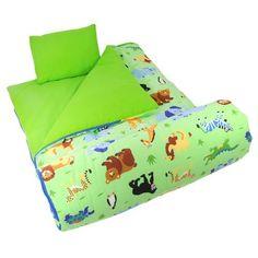 Wild Animals Sleeping Bag