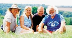 Time team at it's best -  the original Time Team was launched in 1994