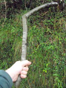 Throwing Stick or Rabbit Stick