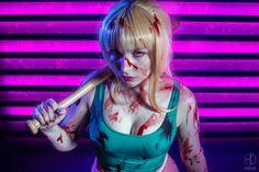 Bloody hell (Hotline Miami - The Girlfriend) by NerimoNer http://ift.tt/2zr5biO