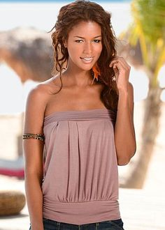 I love this nude top from Venus.  Great style and so comfy.