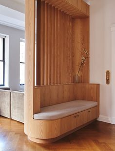Foyer Design, Home Room Design, Home Interior Design, Living Room Designs, House Design, Design Kitchen, Exterior Design, Divider Design, Modern Exterior