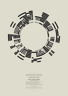 Et la musique se fait art | Visualising Music by Maria Tsirodimitri, via Behance