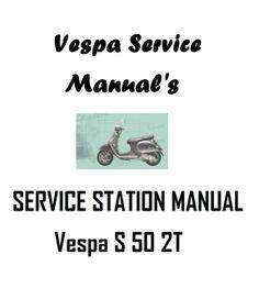 vespa lx 50 owners manual
