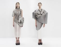 Meet the Fashion Designer Who's 3D Printing Impossible Clothes | Motherboard