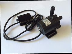162.42$  Watch now - http://alidwi.worldwells.pw/go.php?t=32371658146 - 3pcs/Lot 5-24V DC Mini Brushless Pump 50K-24160S, 1380LPH, 16M, Centrifugal Pump, Submersible, Available for Solar System