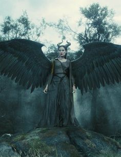 """Angelina Jolie and Walt Disney's live-action label turned out large crowds for """"Maleficent,"""" as Seth MacFarlane discovered there is no surer way to die in the West than making a vanity film. Maleficent Wings, Maleficent 2014, Angelina Jolie Maleficent, Maleficent Movie, Young Maleficent, Maleficent Cosplay, Malificent Costume, Maleficent Quotes, Disney Love"""