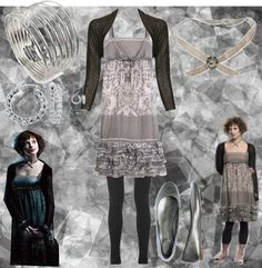 """Alice Cullen"" by lala-lalax ❤ liked on Polyvore"