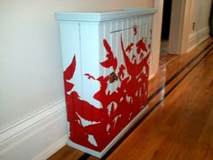 Upcycled Furniture Storage cabinet for kitchen by ThisIsDreams