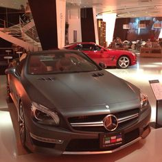 Mercedes Benz connection in Roppongi