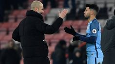 The manager says the out-of-favor Argentine striker is still a vital player at Manchester City Manchester City manager Pep Guardiola