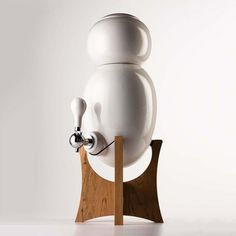 Ovopur With Bamboo Base, $620, now featured on Fab.