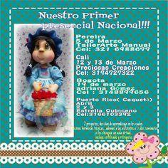 Ya puedes antojarte de nuestro Primer proyecto Presencial....ten presente que son dos proyectos en los cuales aprenderemos diferentes tecnicas...separa tu cupo con las lindas anfitrionas de cada ciudad....materiales pinturas Orocolor y refrigerio incluidos!!!  Que esperan....no se queden por fuera :-)  (Para Bogota solo es uno y molde de obsequio!) Quieres que lleguemos a tu ciudad, comunicate con nosotros,   cel 3148899656  #fomi #gomaeva #microporoso #dolls