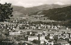 Freiburg Wiehre / Littenweiler - Schöne Postkarte mit Blick über die Freiburger Wiehre in Richtung Littenweiler.   Vielen Dank für dieses Bild an unseren Facebook-Fan Kirsten Kiki Schüler  /*  */