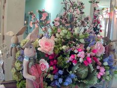 Pennys Vintage Home: Welcome Easter!