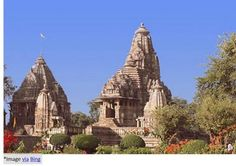 Khajuraho | Smart Way to Plan Your Tour. Matangeshwara temple is only temple there, where people can go for prayers and see the 8 feet high Shiva Linga.