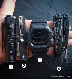 Saturday's Black EDC by: watchyue* - EVERYDAY CARRY ADDICTED