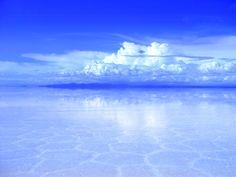 우유니(Uyuni) 소금사막