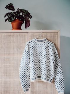 Norwegian Knitting, Knit Crochet, Knitting Patterns, Outfits, Tops, Women, Diy, Crocheting, Inspiration