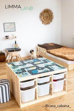Gestalte deine Spielwelt aus IKEA Möbeln