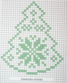 Best 11 Christmas Tree Machine Embroidery design Freestanding Lace In Christmas Tree Pattern, Christmas Crochet Patterns, Crochet Christmas Ornaments, Christmas Cross, Filet Crochet Charts, Knitting Charts, Crochet Motif, Hardanger Embroidery, Cross Stitch Embroidery