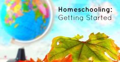 Planning Your First Year of Homeschooling | Inner Child Fun