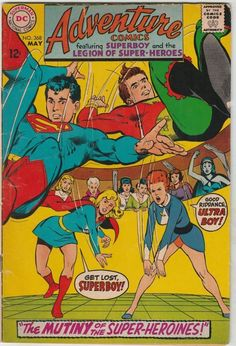 1965 - Before our comic book heroes' values were replaced with darker and more cynical ones by new writers