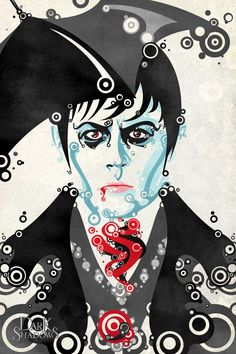 Dark Shadows: Barnabas Collins by *LegacyArtist on deviantART
