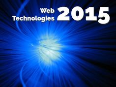 Technologies and Tools 2015