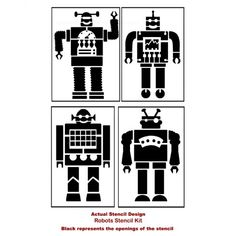 9-robots-wall-pattern-stencil-kit-for-nurseries