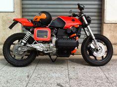 BMW K100RS - Daniele Fiorentini - Cafe Racer Culture