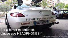 Hear The Roar Of An #Akrapovic-Enhanced #MercedesBenz #SLS #AMG http://www.benzinsider.com/2015/07/hear-the-roar-of-an-akrapovic-enhanced-mercedes-benz-sls-amg/